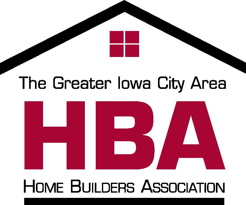 Iowa City HBA logo