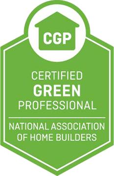 certified green builder logo